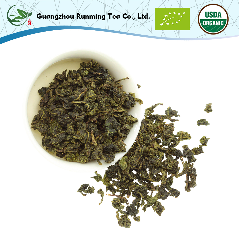 Traditional Chinese Tea Leaves Organic Jinxuan Oolong Tea With Printing Label