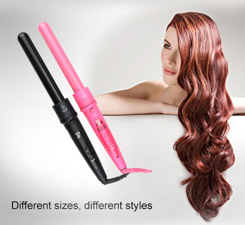 Dodo L-f2-3p 3 In 1 Professional Interchangeable Hair Curling Iron - Buy  Dodo Hair Curling,Hair Curling,Hair Curling Iron Product on Alibaba com
