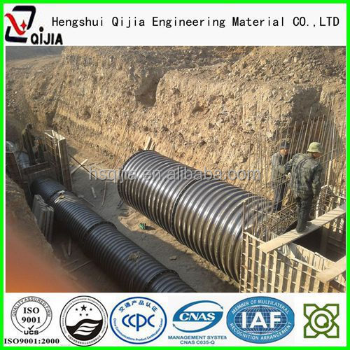 Corrugated Steel Culvert Pipe In 8 To 10 Foot Diameter - Buy Corrugated  Steel Culvert Pipe In 8 To 10 Foot Diameter,Corrugated Steel Culvert Pipe  In 8