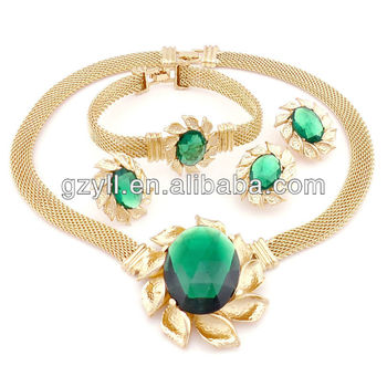 italian gold plated jewelry setswholesale african costume jewelry