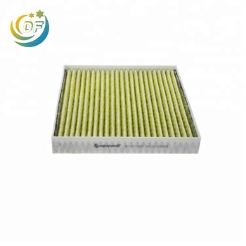 Cleaner car air cleaner automotive cabin filters