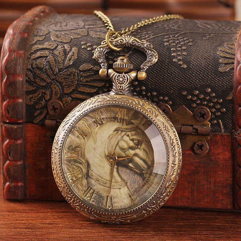 gift vintage smart pocket watch antique