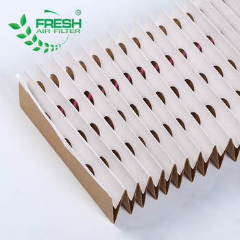 FRS-EDT Folded dry-type filter paper for spray booth