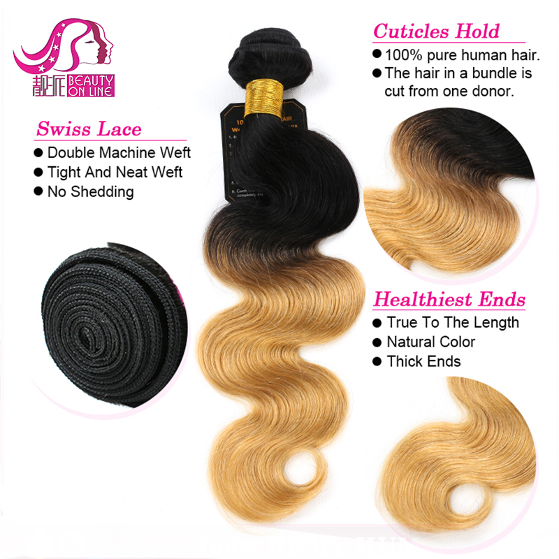 8a grade Two Tone Ombre Body Wave Peruvian Hair Raw Unprocessed Virgin Peruvian Hair Weave Peruvian Virgin Hair
