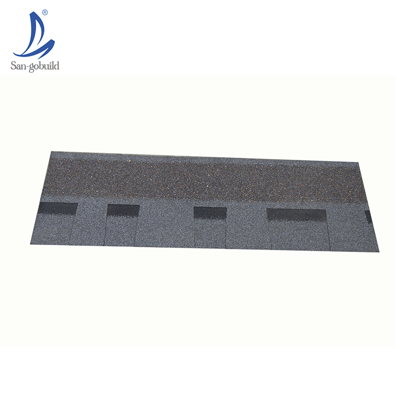 Cheap Chinese quality fiberglass asphalt roofing shingle fish scale roof tiles usa asphalt shingles roofing