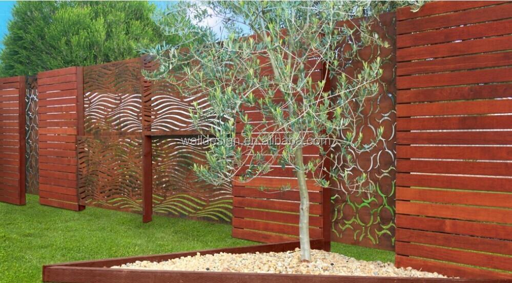 decorative metal fence panels.  Decorative Cnc Carved Decorative Metal Fence Panels For Garden Bounding Wall  Decoration  Buy PanelsDecorative Grille  In