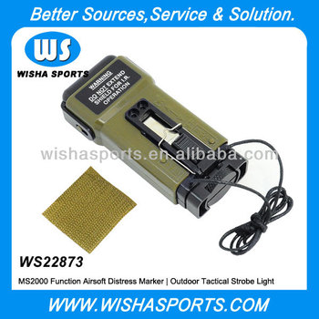MS2000 Function Airsoft Distress Marker   Outdoor Tactical Strobe Light