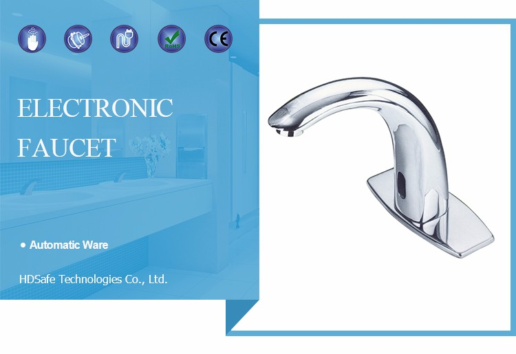 Hot Selling Modern Automatic Single Cold Electronic Faucet