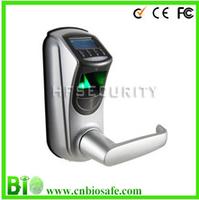 China Manufacturer Fingerprint Mortise Door Lock Provider(HF-LA601)
