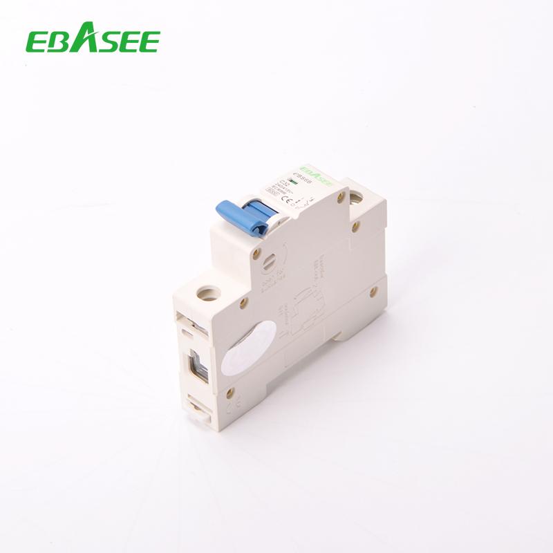 Free Samples! IEC/EN60947-2 1P, 2P, 3P, 4P 63A,80A,100A,125A 1000VDC mcb mini dc circuit breaker