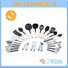 Hot Selling New Gadget 24-Pcs Nylon Bonny Kitchen Utensils Their Uses
