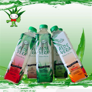 high sugar aloe vera drink good price with 500 containers production per year