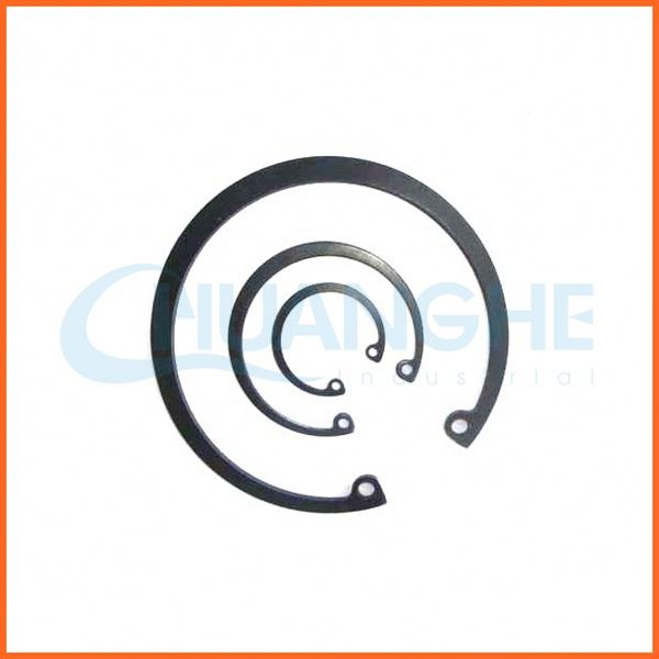 China manufacturer stainless steel din471 retaining rings circlips
