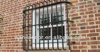 decorative security bars for casement windows buy