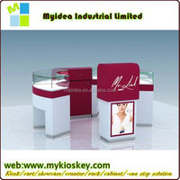 Display Case! Wholesale Tabletop Jewelry Store Display Case acrylic pen display stand