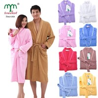 Buy Cheap 100% bamboo colorful print yellow bathrobes for men in ...