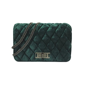 Maidudu designer fashion Velvet bags handbags women famous brands hand bag women imported from china wholesale
