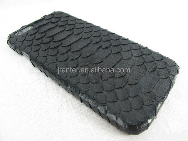 Mobile Phone Cover for Phone Case Luxury Python Snakeskin