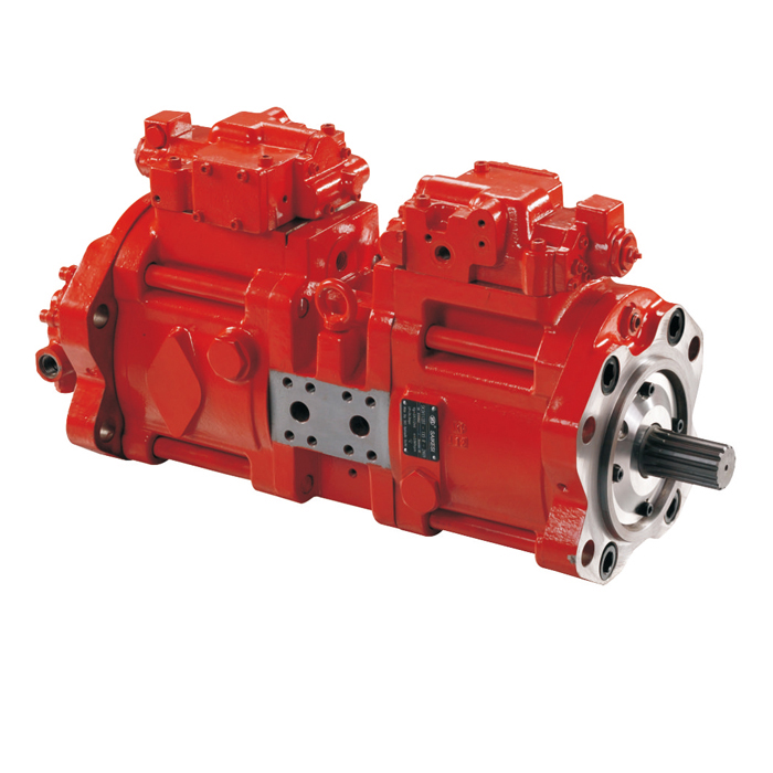 excavator hydraulic pump K3V63 K3V63DT K3V63DTP