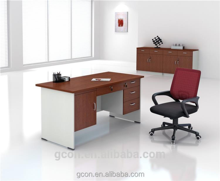 Best Price Office Table Modern Round Edge Desk Furniture Executive Accessories Product On Alibaba