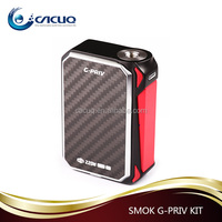 New products 2016 innovative products better vaping experience SMOK G-priv 220w from CACUQ