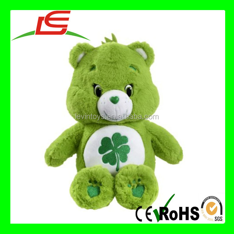 Play Care Bear Good Luck Plush toys Stuffed animal for Kids