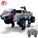 2.4G 1:18 Kids Toys Deformation rc stunt monster car 360 Degree Rotation Funny Gesture Induction Moving Animal Walk