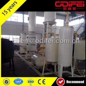 Free Training Naphtha Distillation To Fuel Oil Machine