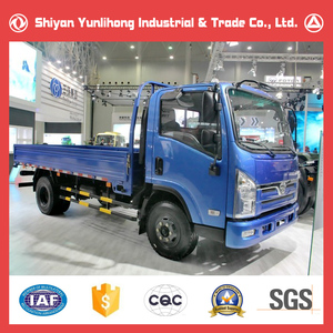 Chinese Lorry Manufacturer 4000kg Cargo Lorry Price/Brand New 4 Ton Mini Diesel Pickup Truck For Sale