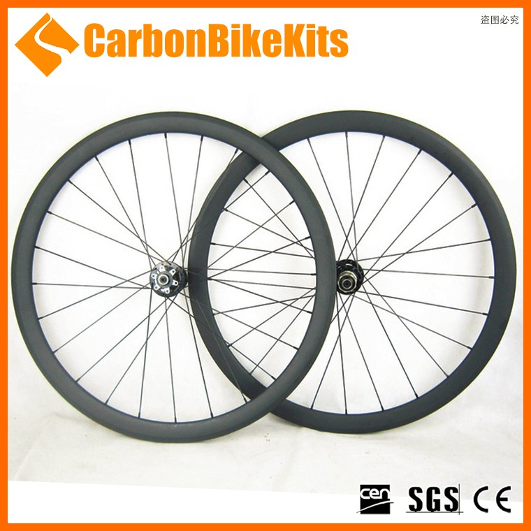 CBK Toray T700 full carbon road wheels 38mm deep bicycle wheelset clincher