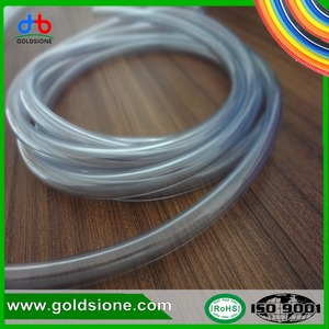 Transparent PVC Clean Hose High Flexible Pipe