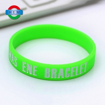 Price Free Samples Silicone Wrist Band Germany Vibrating Wristband Bracelet With Holes
