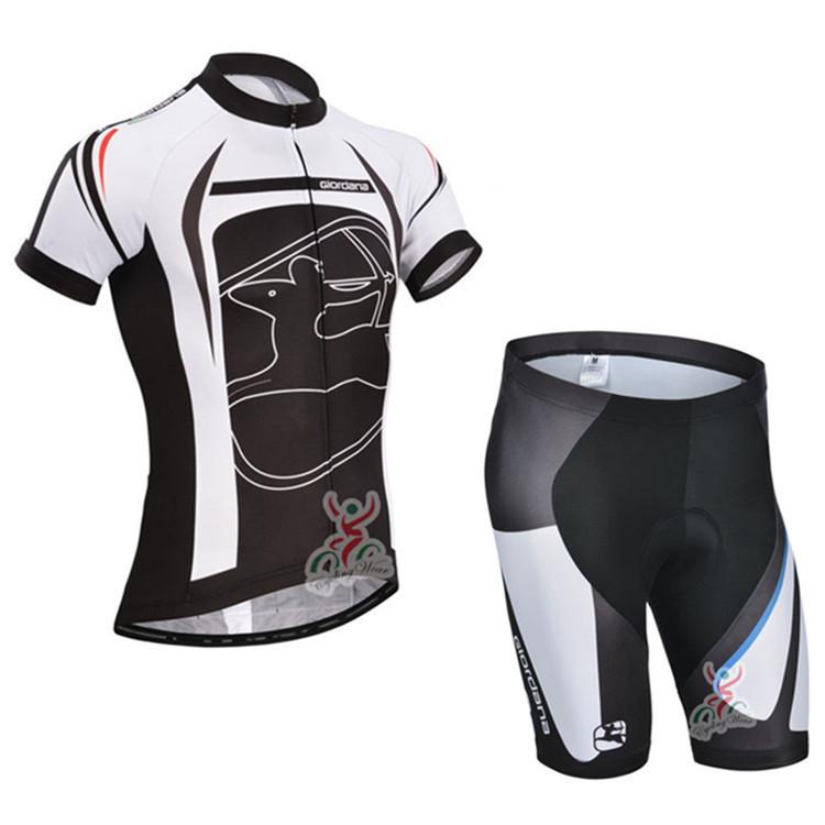 Get Quotations · 2014 Giordana Team Short Sleeve Cycling Jersey Bicicleta  Jersey and Cycling Shorts Kit 2014 Cycling Clothing 65cbf7b56