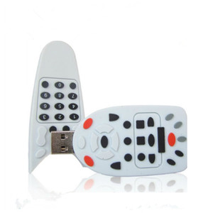 PVC 2.0 driver thumb drive remote control type usb flash drive