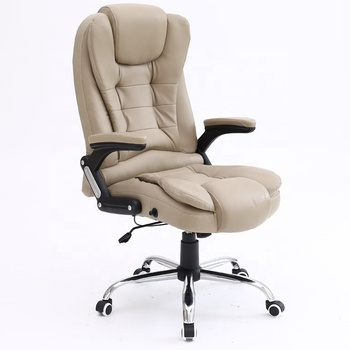 Office Chairs On Sale Modern Design Comfort HighBack Leather Executive 200kg Office Chair Comfortable Recliner Ergonomic Massage