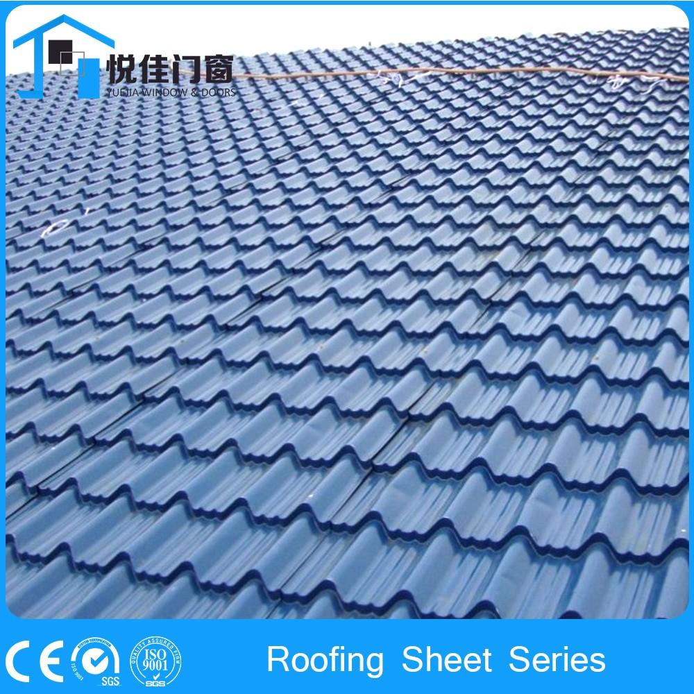 Latest Technology Corrugated Galvanized Roof Tiles Model House - Buy ...