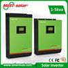 Pure Sine Wave DC12V 24V 2000VA Solar Power System for Home Voltage Adjuster Inverter 12v 220v Solar Inverter
