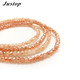Light orange color beautiful girls funky bracelets,avon promotion jewelry
