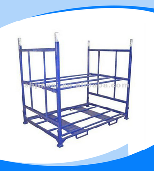 China Leading Manufactory For All Kinds New Products Metal Storage Tyre Rack for Store
