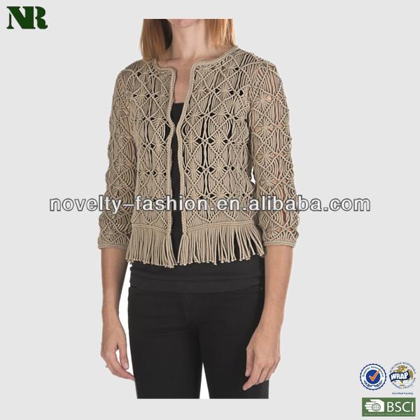 Handmade Crocheted Sweater,Crocheted Girls Sweater,Models Sweaters ...