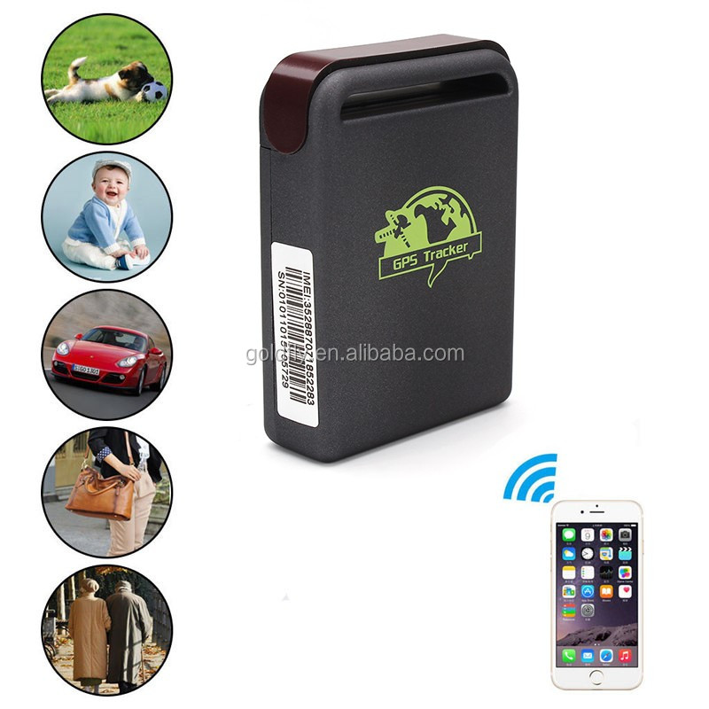 Hot sale Car GPS Tracker MiniSPY Device GSM GPRS GPS Tracker For Children Old Tracking Locator Automobile Motorcycle Anti-theft
