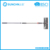 flat hand press mop stick