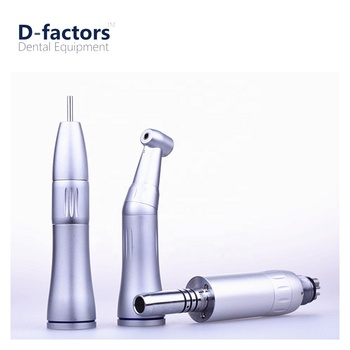 Dental laboratory low speed handpiece with internal water spring rotors turbine manufacturer