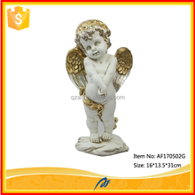 Polyresin cupid statue resin character religious statues for sale
