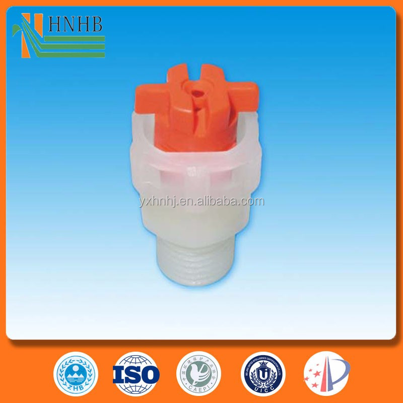 Quick Installation Plastic Air Atomizing Nozzle