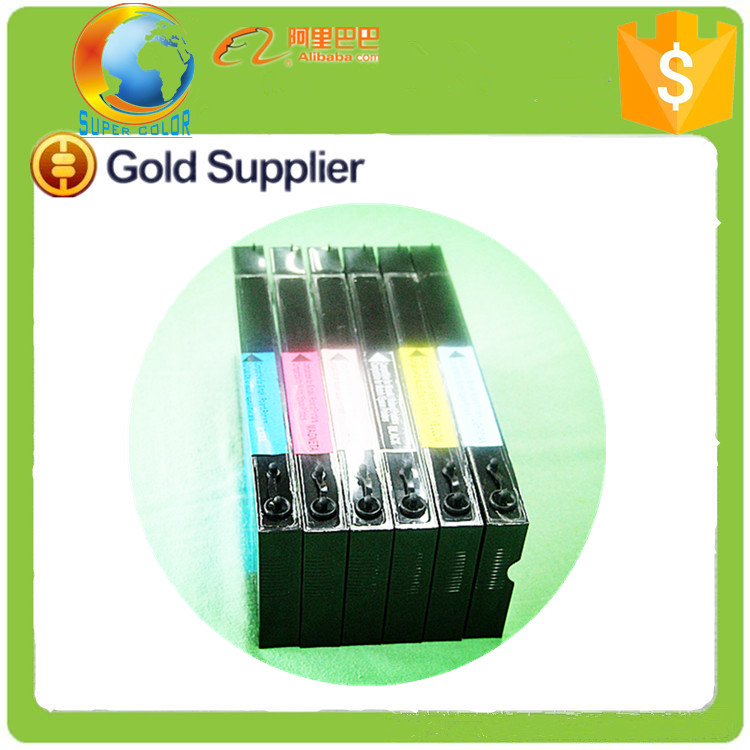 Alibaba Always Top On-lINE sELLING Refillable UV ink cartridge for Mimaki UJF-3042 pritner