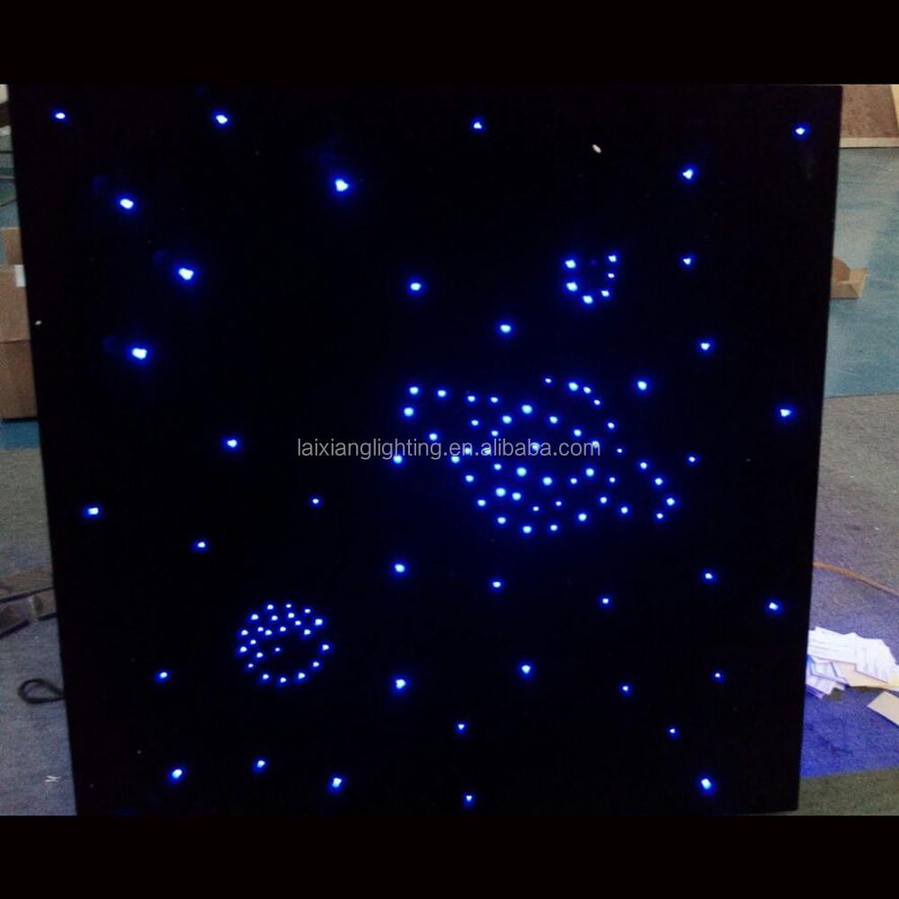 plafond verlichting decoratie hemel ster sterrenhemel pvc plafond ...