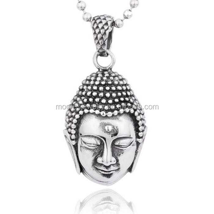 Hot selling china factory buddha pendants necklacescasting chinese hot selling china factory buddha pendants necklaces casting chinese lucky carved gold buddhist head necklaces aloadofball Choice Image