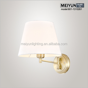 Hotel Room Wall Light Sconce