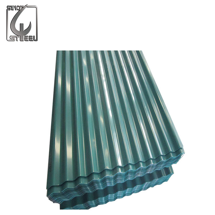 Cgcc Pre Painted Coated Sheet Color Steel Roofing Price